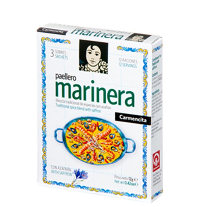 PAELLERO MARINERA Carmencita