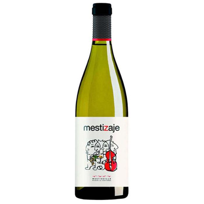 Vino blanco MESTIZAJE