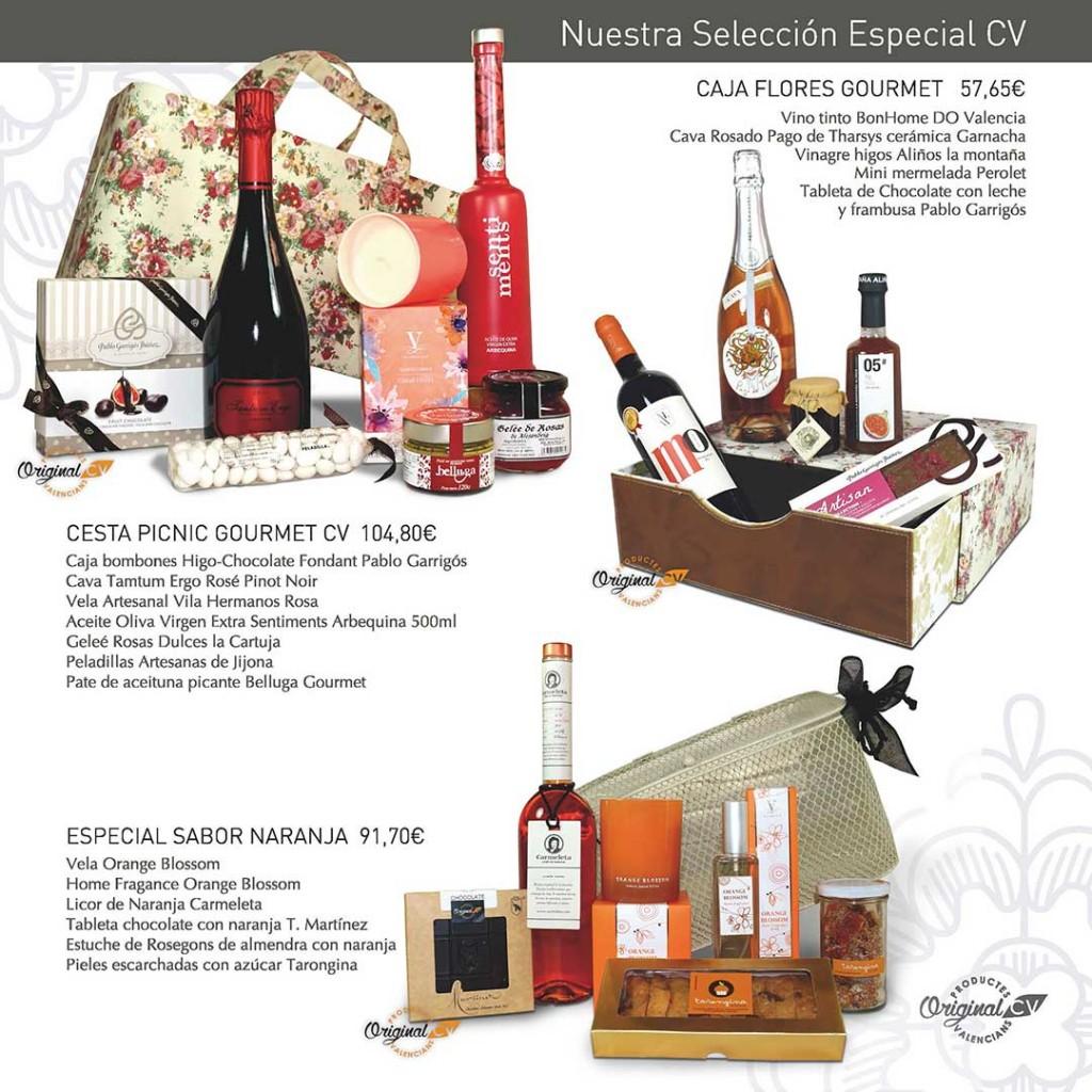 Cat logos de regalos con productos valencianos original cv for Articulos de decoracion por catalogo