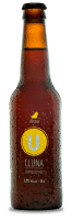 Cerveza Lluna Bruna