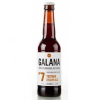 Cerveza Galana número 7