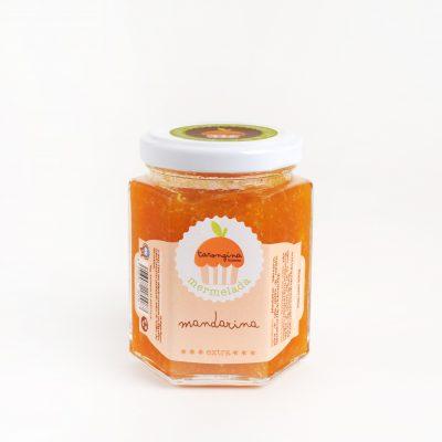 Confitura extra de mandarina