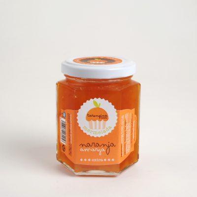 Confitura extra de naranja amarga