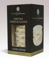 Tortitas Turrón de Alicante