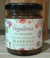 Mermelada de Manzana con Canela Vegadénia