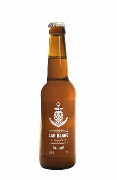 CAP BLANC cerveza