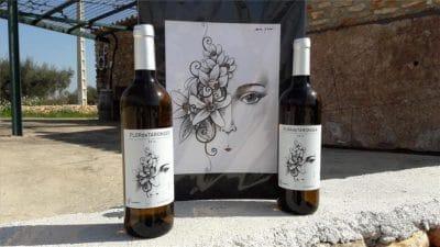 Flor de Taronger Blanco