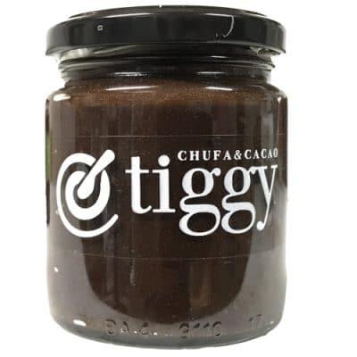 Crema de Chufa y Cacao Tiggy