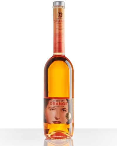 VERMOUTH CARMELETA ORANGE